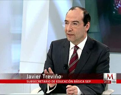 Javier Trevino - Education Policy Chair